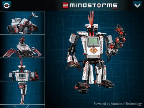 New 3D Software Helps Construct LEGO MINDSTORMS Robots | GamerHub TV