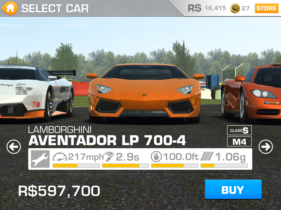 there is nothing fake about real racing 3 gamerhub tv. Black Bedroom Furniture Sets. Home Design Ideas