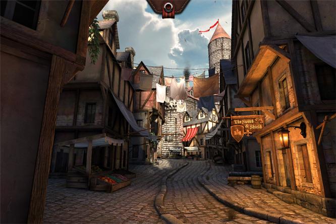 Epic Citadel Showcases Unreal Engine 3 Running On HTML5