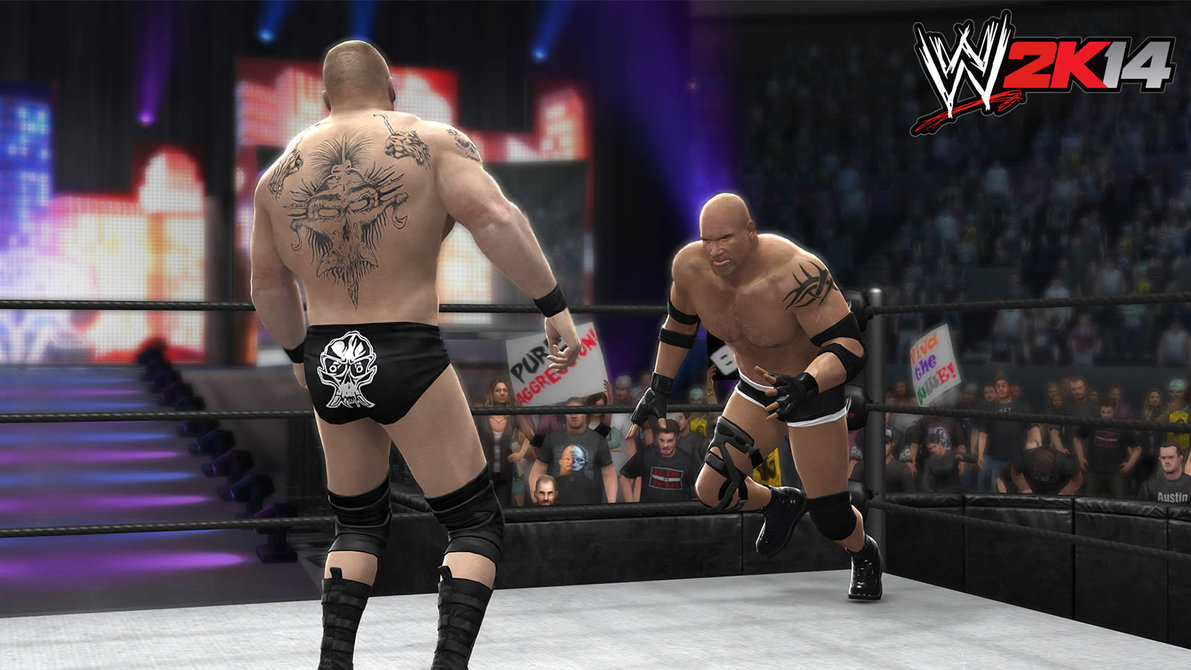 WWE 2K14 Is The Greatest Wrestling Game Of All Time