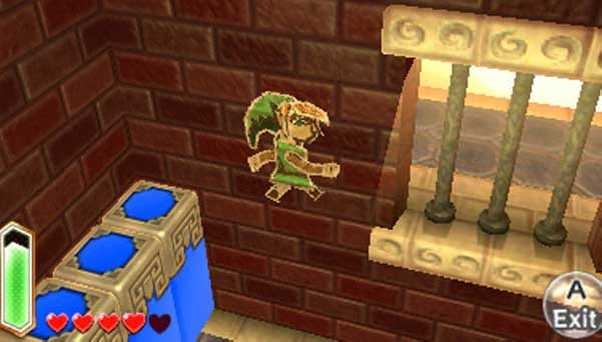 The Legend of Zelda: A Link Between Worlds Is Picture-Perfect