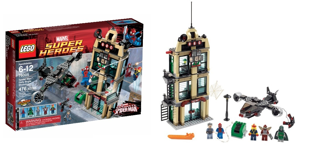Six Cool LEGO Play Sets For Any Time Of Year | GamerHub.TV